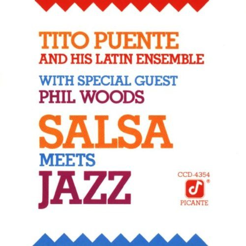 Tito & Latin Ensemble Puente Salsa Meets Jazz CD R