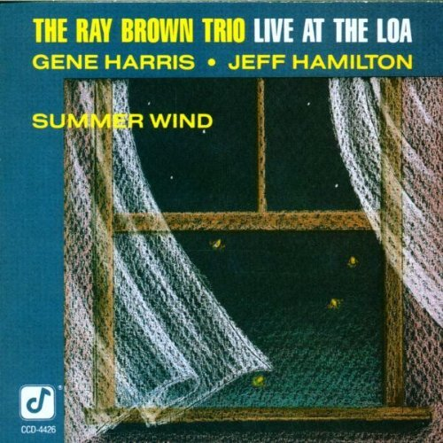 Ray Trio Brown/Live At The Loa-Summer Wind
