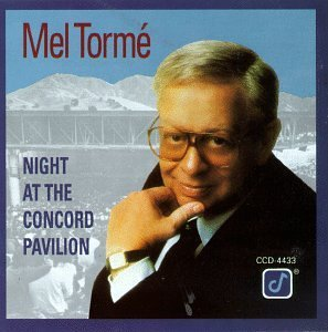 Mel Torme Night At The Concord Pavillion