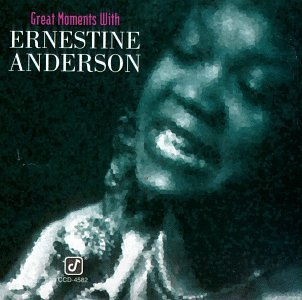 Ernestine Anderson Great Moments With Ernestine A