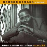 George Cables Maybeck Recital Series