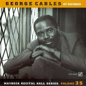 George Cables/Maybeck Recital Series