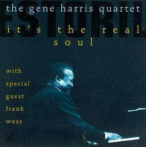 Gene Quartet Harris It's Real Soul Feat. Frank Wess