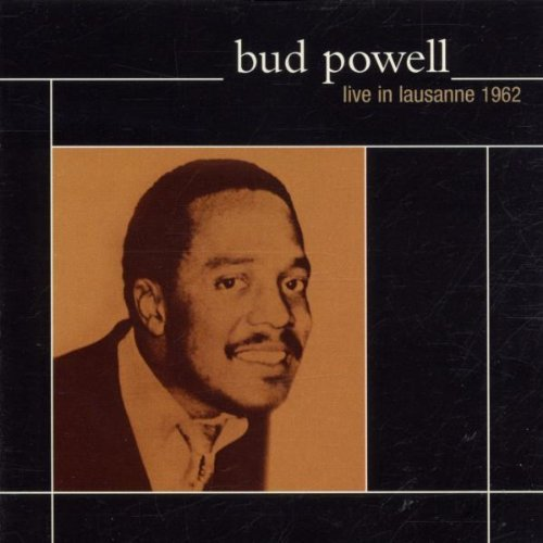 Bud Powell Live In Lausanne 1962 CD R