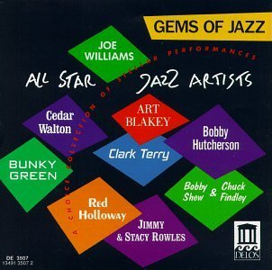 Gems Of Jazz All Star Jazz Gems Of Jazz All Star Jazz Art Williams Terry Blakey Green Rowels & Findley Hutcherson