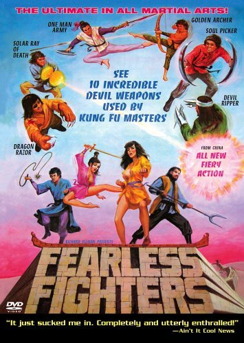 Fearless Fighters Fearless Fighters Clr R