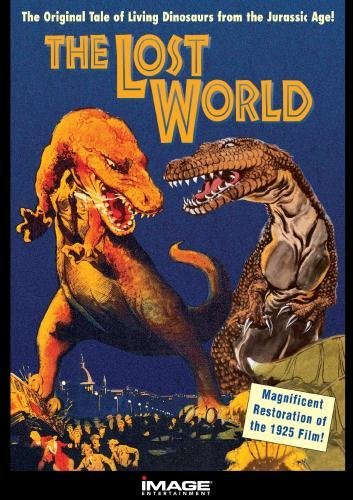 Lost World (1925) Beery Stone Love Hughes Made On Demand Nr Spec. Ed.