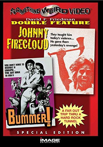 Johnny Firecloud Bummer Johnny Firecloud Bummer DVD Mod This Item Is Made On Demand Could Take 2 3 Weeks For Delivery