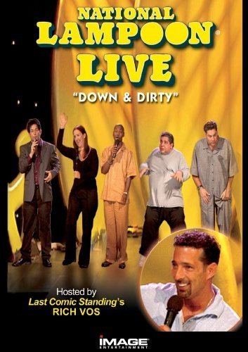 National Lampoon Live Down & Dirty DVD Nr