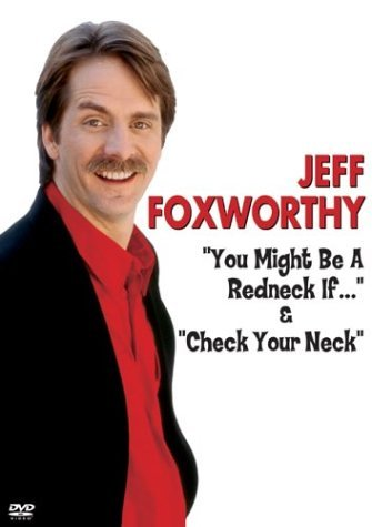 Jeff Foxworthy You Might Be A Redneck If & Ch Nr