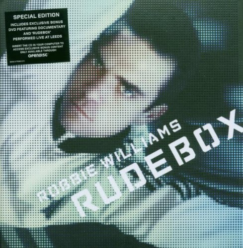 Williams Robbie Rudebox Limited Import Eu Incl. Bonus DVD Lmtd. Ed.