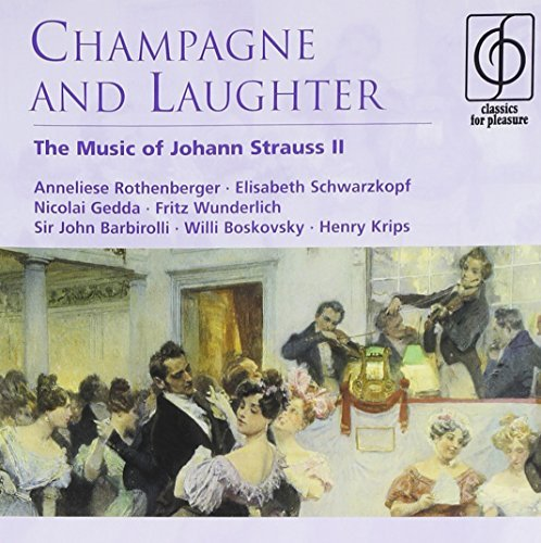 J. Strauss Champagne & Laughter
