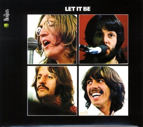 Beatles Let It Be Remastered