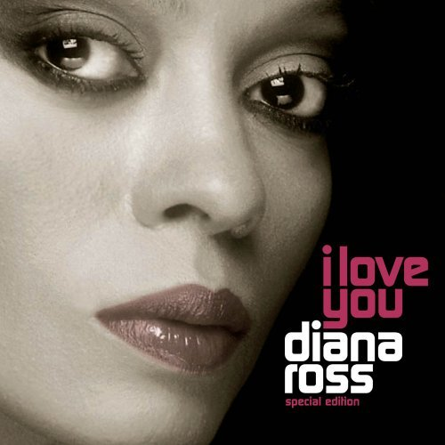 Diana Ross I Love You Incl. DVD