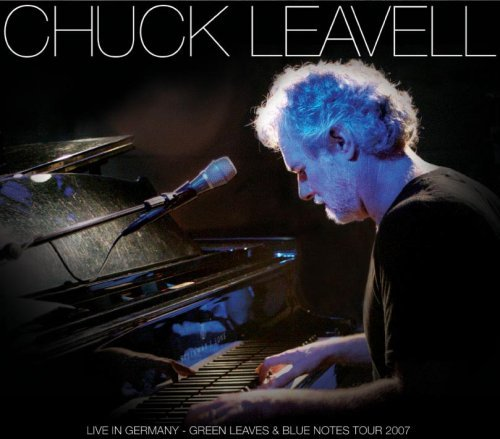 Chuck Leavell Live In Germany Green Leaves & 2 CD Set
