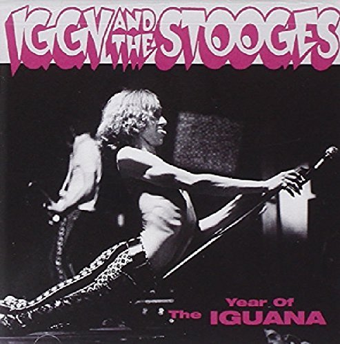 Iggy & The Stooges Year Of The Iguana