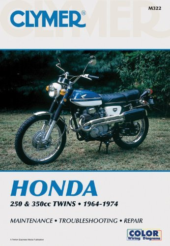 Penton Honda 250 350cc Twins 64 74 0002 Edition;