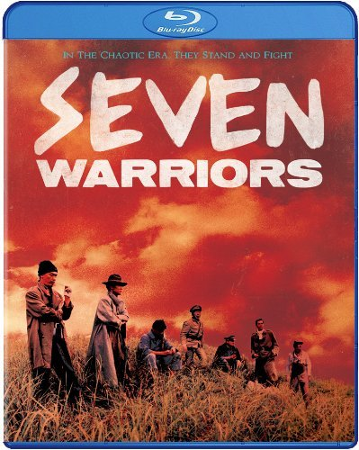 Seven Warriors Seven Warriors Blu Ray Ws Man Lng Eng Sub