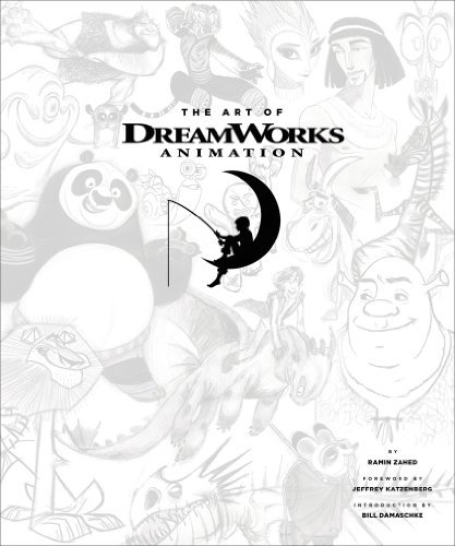 Ramin Zahed The Art Of Dreamworks Animation Celebrating 20 Years Of Art