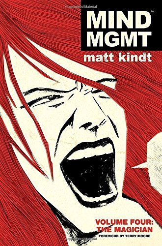 Matt Kindt Mind Mgmt Volume 4 The Magician