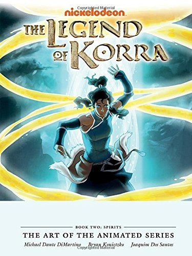 Konietzko Dimartino Legend Of Korra The Art Of The Animated Series Book Two
