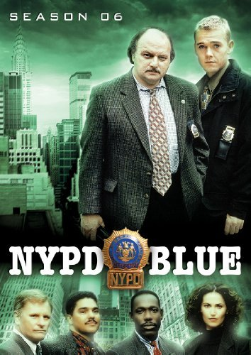 Nypd Blue Season 6 DVD