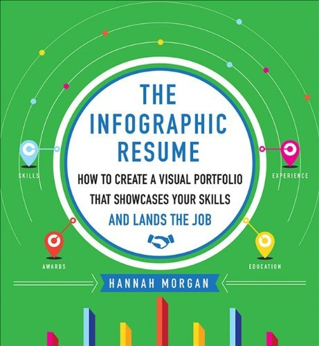 Hannah Morgan The Infographic Resume How To Create A Visual Portfolio That Showcases Y