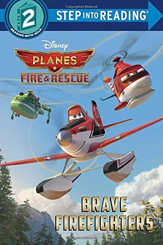 Random House Disney Brave Firefighters