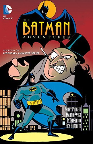 Kelley Puckett Batman Adventures Vol. 1