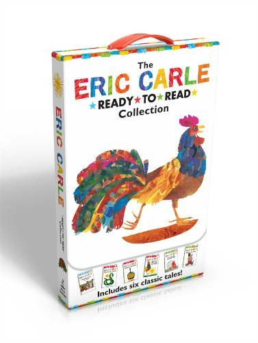 Eric Carle The Eric Carle Ready To Read Collection Have You Seen My Cat? The Greedy Python Pancakes