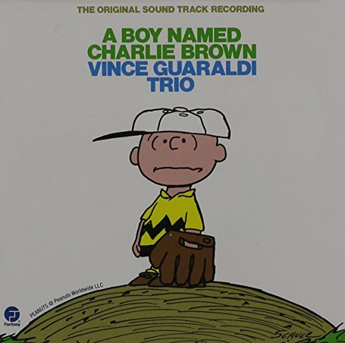 Guaraldi Vince Trio A Boy Named Charlie