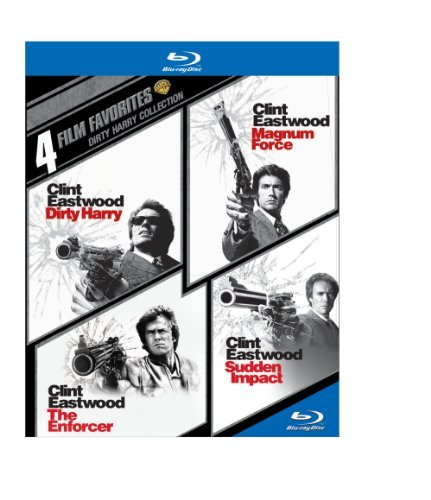 4 Film Favorites Dirty Harry 4 Film Favorites Dirty Harry