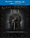 Game Of Thrones Season 1 Blu Ray Dc Nr