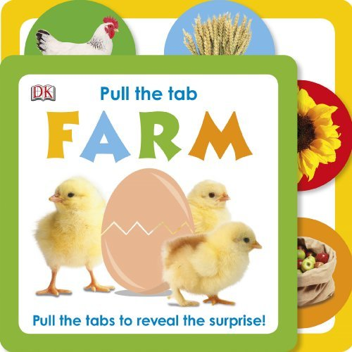 Dk Pull The Tab Farm Pull The Tabs To Reveal The Surprise!