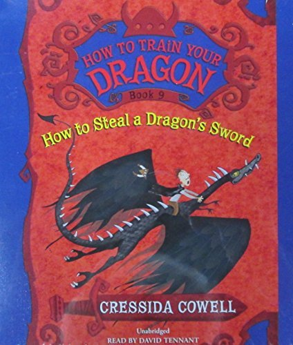 Cressida Cowell How To Train Your Dragon How To Steal A Dragon's Sword