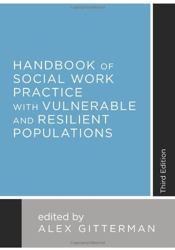 Alex Gitterman Handbook Of Social Work Practice With Vulnerable A 0003 Edition;