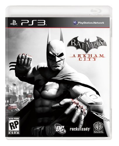 Ps3 Batman Arkham City [playstation 3]