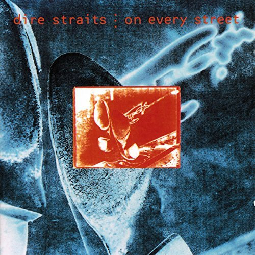 Dire Straits On Every Street 180 Gram Limited