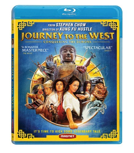 Journey To The West Journey To The West Blu Ray Pg13 Ws