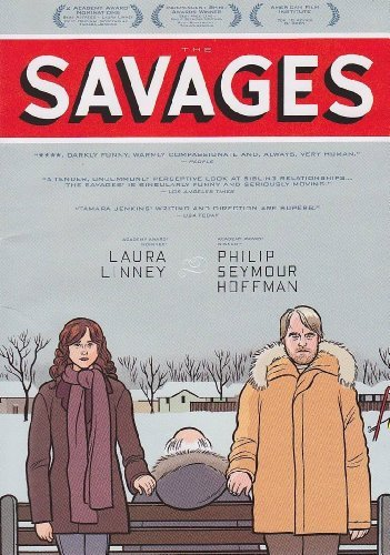 Laura Linney & Philip Seymour Hoffman Savages