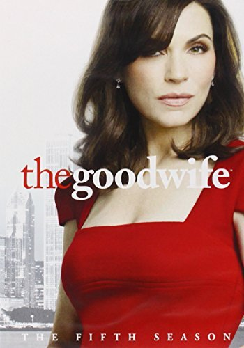 Good Wife Season 5 DVD