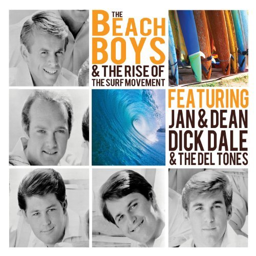 Beach Boys Jan & Dean & Dick D Rise Of The Surf Movement Import Gbr