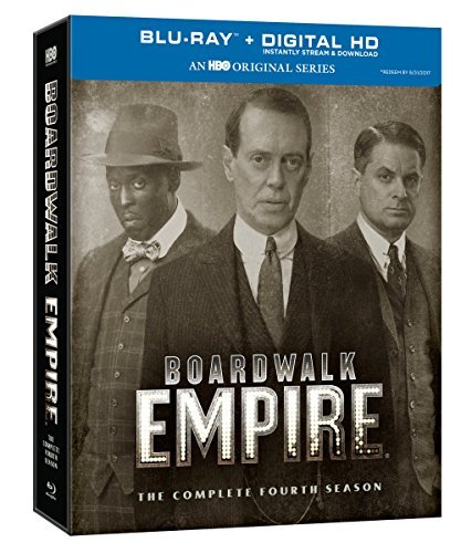 Boardwalk Empire Season 4 Blu Ray