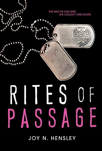 Joy N. Hensley Rites Of Passage