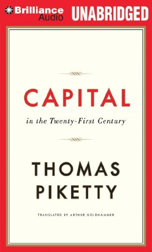 Thomas Piketty Capital In The Twenty First Century Mp3 CD