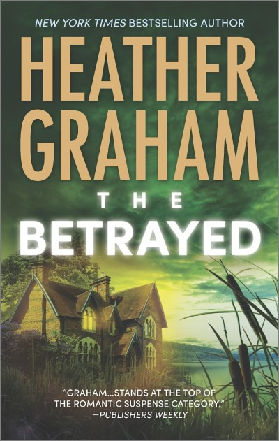 Heather Graham The Betrayed Original