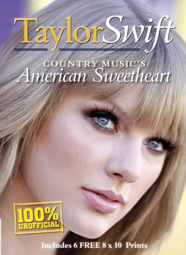 Instinctive Editorial Taylor Swift Country Music's American Sweetheart Includes 6 F