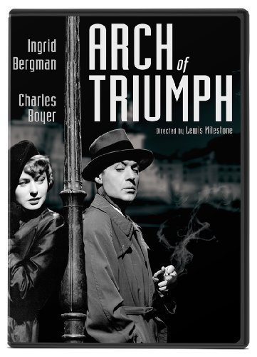 Arch Of Triumph Bergman Boyer DVD Nr