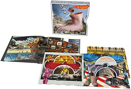 Monty Python Total Rubbish Explicit Deluxe Edition