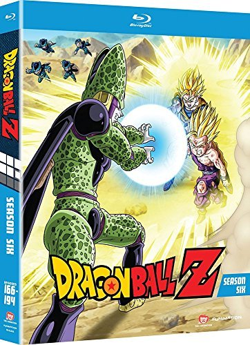 Dragon Ball Z Season 6 Blu Ray
